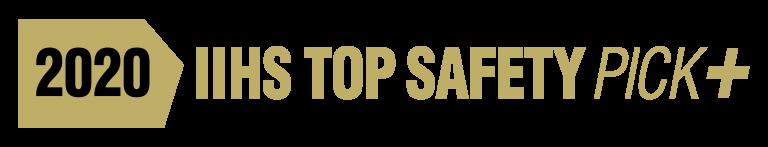 Reconocimiento IIHS TOP SAFETY PICK +