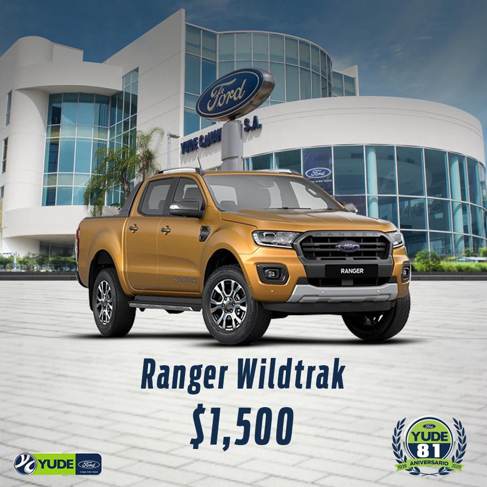 Ranger-wildtrak-decuento-aniversario